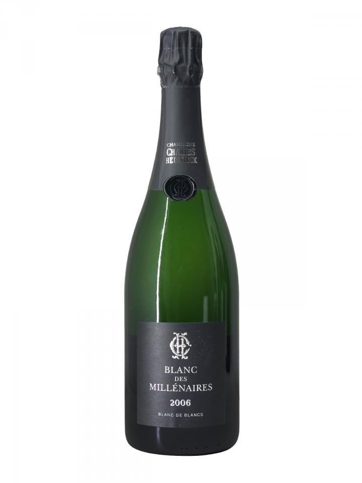 Champagne Charles Heidsieck Blanc des Millénaires Brut 2006 Box of one bottle (75cl)