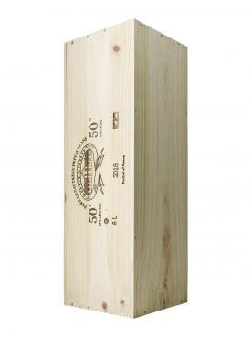 Château Sociando-Mallet 2018 Original wooden case of one impériale (1x600cl)