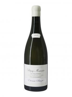 Puligny-Montrachet Les Folatières En la Richarde Etienne Sauzet 2017 Bottle (75cl)
