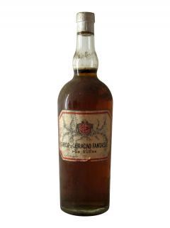 Sirop de Curaçao Fantaisie Unknown Period 1940's Bottle (100cl)