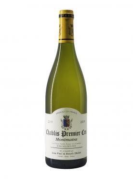 Chablis 1er Cru Montmains Jean-Paul & Benoît Droin 2019 Bottle (75cl)