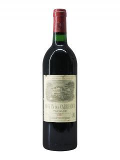 Moulin des Carruades 1981 Bottle (75cl)