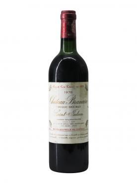 Château Branaire-Ducru 1978 Bottle (75cl)