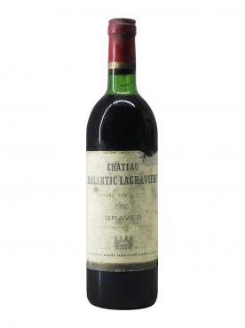 Château Malartic-Lagravière 1980 Bottle (75cl)