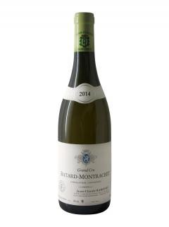 Batard-Montrachet Grand Cru Domaine Ramonet 2014 Bottle (75cl)