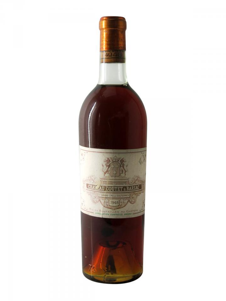 Château Coutet 1948 Bottle (75cl)