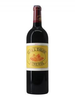 Clos l'Eglise 2017 Bottle (75cl)