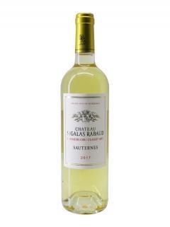 Château Sigalas Rabaud 2017 Bottle (75cl)