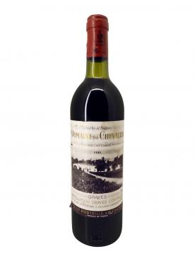 Domaine de Chevalier 1981 Bottle (75cl)