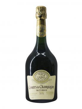 Champagne Taittinger Comtes de Champagne Blanc de Blancs Brut 1979 Bottle (75cl)