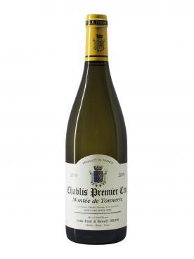 Chablis 1er Cru Montée de Tonnerre Jean-Paul & Benoît Droin 2019 Bottle (75cl)