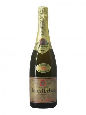 Champagne Charles Heidsieck Rosé Brut 1976 Bottle (75cl)