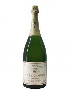 Champagne Moët & Chandon Brut Impérial Brut 1975 Magnum (150cl)