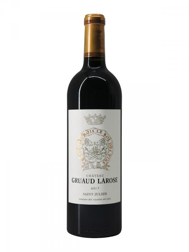 Château Gruaud Larose 2017 Bottle (75cl)