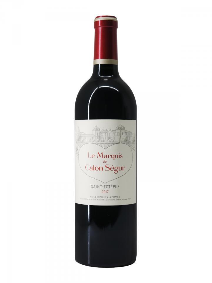 Marquis de Calon 2017 Bottle (75cl)