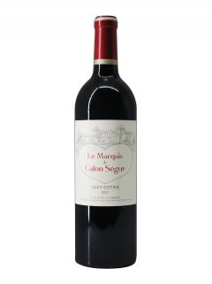Marquis de Calon 2017 Bottle (75cl)