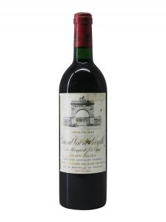 Château Léoville Las Cases 1985 Bottle (75cl)