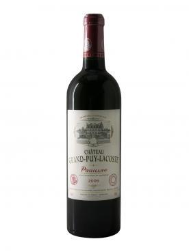Château Grand-Puy-Lacoste 2006 Bottle (75cl)
