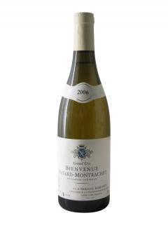 Bienvenues Bâtard-Montrachet Grand Cru Domaine Ramonet 2006 Bottle (75cl)