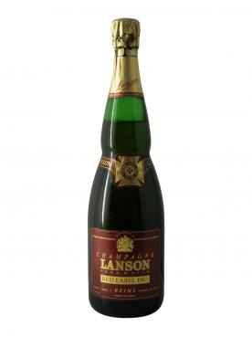 Champagne Lanson Red Label Brut 1969 Bottle (75cl)
