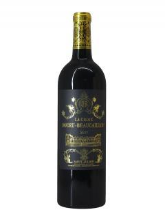 Croix de Beaucaillou 2017 Bottle (75cl)