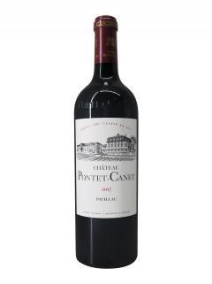 Château Pontet-Canet 2017 Bottle (75cl)