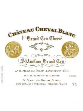 Château Cheval Blanc 2019 Magnum (150cl)