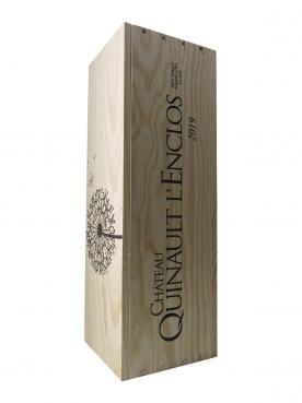 Château Quinault L'Enclos 2019 Original wooden case of one double magnum (1x300cl)