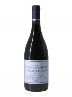 Gevrey-Chambertin 1er Cru Clos Saint Jacques Domaine Bruno Clair 2018 Bottle (75cl)