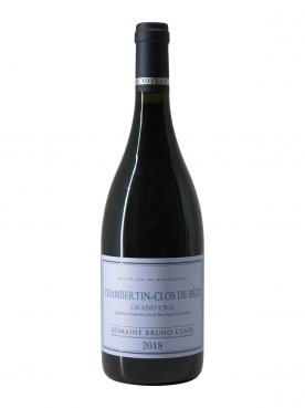 Chambertin-Clos-de-Bèze Grand Cru Domaine Bruno Clair 2018 Bottle (75cl)