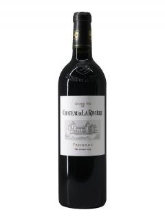 Château de la Rivière 2017 Bottle (75cl)