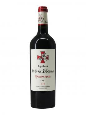 Château La Croix Saint-Georges 2017 Bottle (75cl)