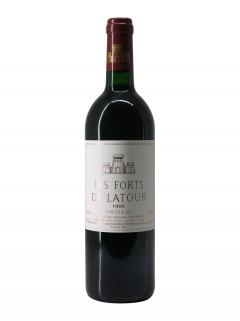 Les Forts de Latour 1995 Bottle (75cl)
