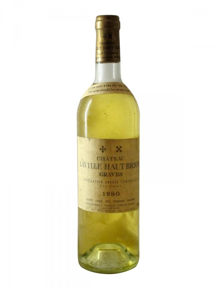 Château Laville Haut-Brion 1980 Bottle (75cl)