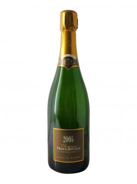 Champagne Franck Bonville Millésimes Retrouvés Blanc de Blancs Brut Grand Cru 2005 Bottle (75cl)