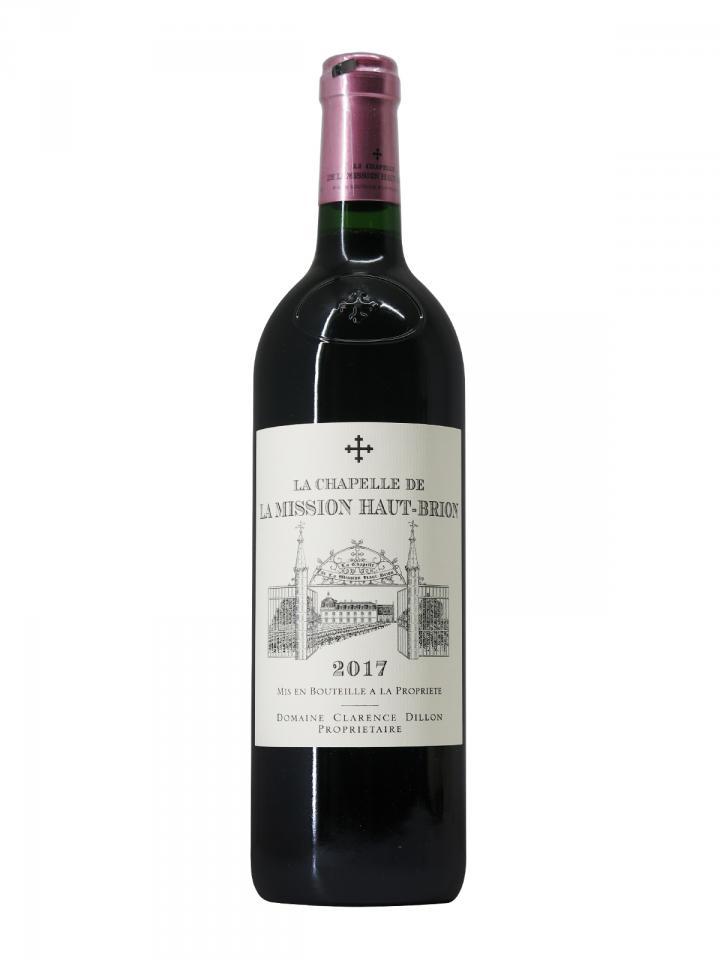 La Chapelle de la Mission Haut-Brion 2017 Bottle (75cl)