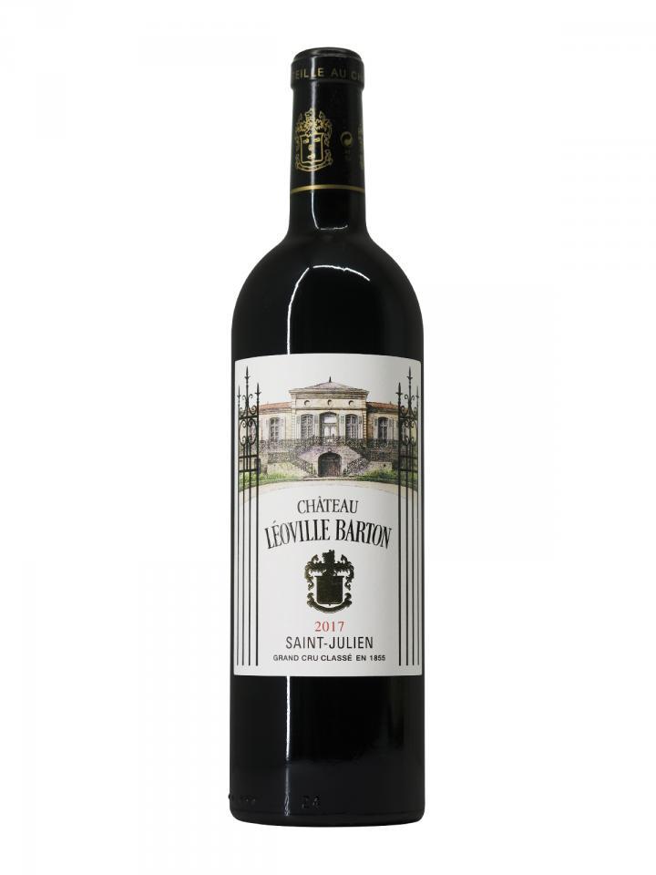 Château Léoville Barton 2017 Bottle (75cl)