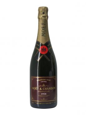Champagne Moët & Chandon Grand Vintage Rosé Brut 1998 Bottle (75cl)
