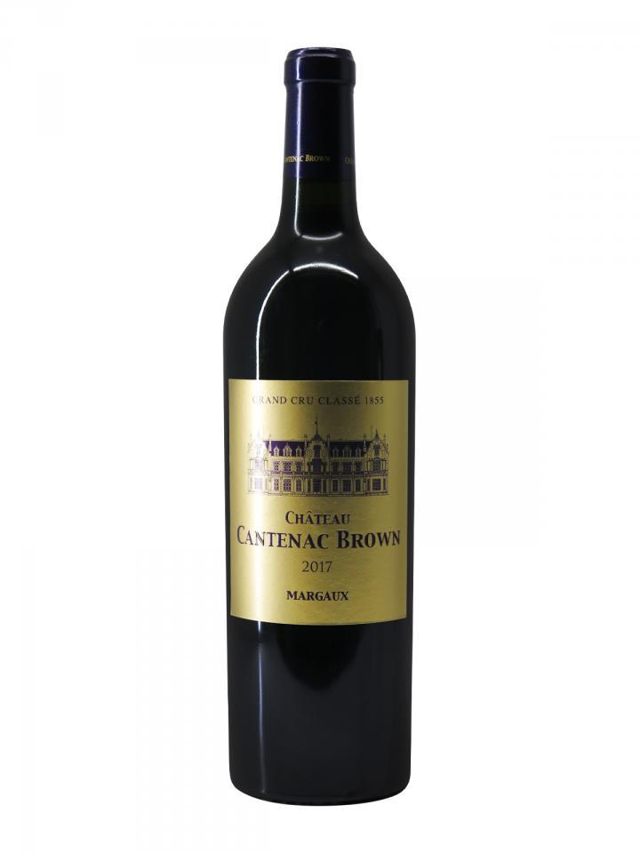 Château Cantenac Brown 2017 Bottle (75cl)