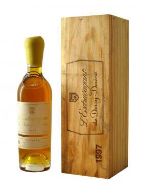 Château Doisy-Daëne L'Extravagant de Doisy-Daene 1997 Original wooden case of one half bottle (1x37.5cl)