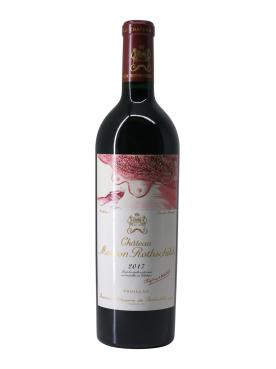 Château Mouton Rothschild 2017 Bottle (75cl)