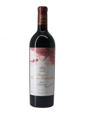 Château Mouton Rothschild 2017 Bottle (75cl)