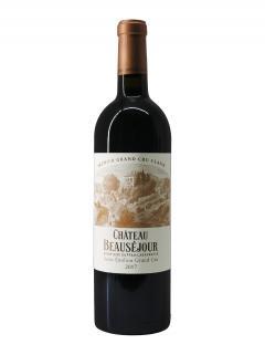 Château Beauséjour Duffau Lagarrosse 2017 Bottle (75cl)