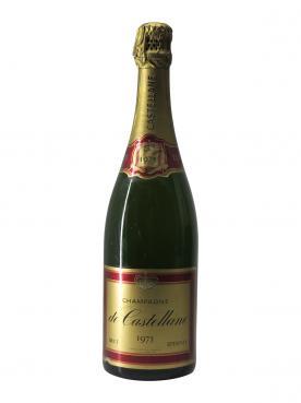 Champagne De Castellane Brut 1975 Bottle (75cl)