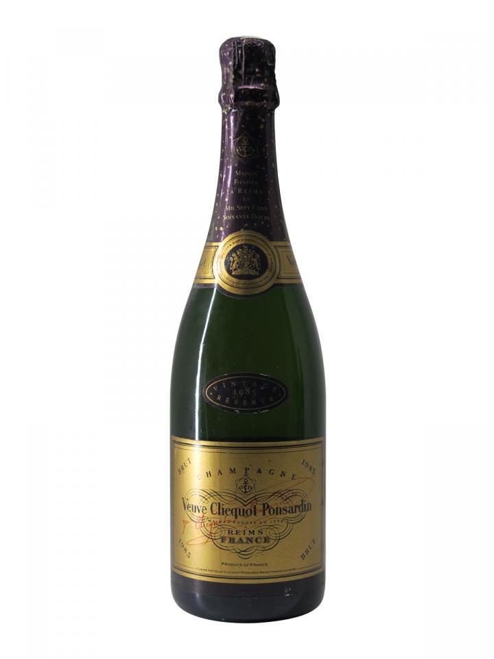 Champagne Veuve Clicquot Ponsardin Brut 1985 Bottle (75cl)