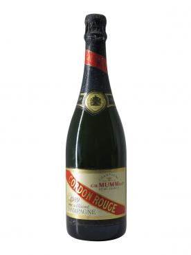 Champagne G.H Mumm Cordon Rouge Brut 1989 Bottle (75cl)