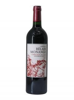Château Bélair Monange 2017 Bottle (75cl)