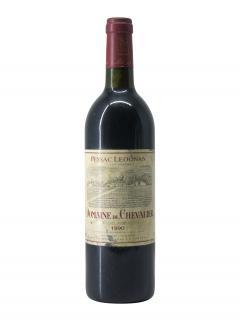 Domaine de Chevalier 1990 Bottle (75cl)