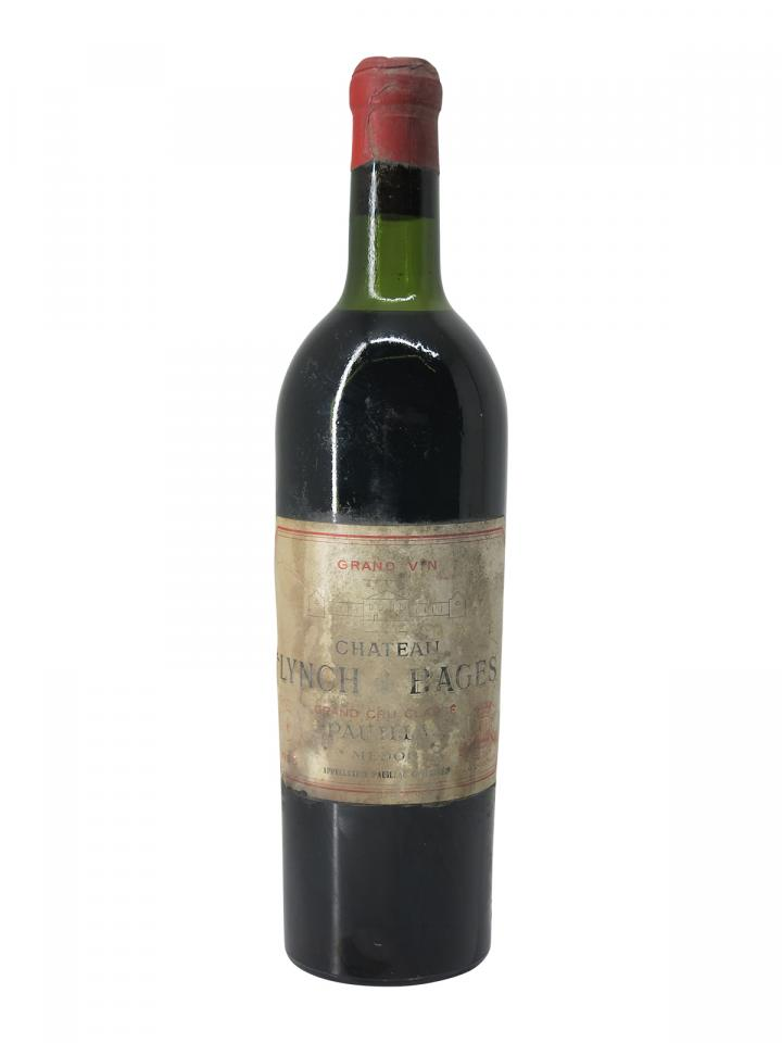 Château Lynch Bages 1955 Bottle (75cl)