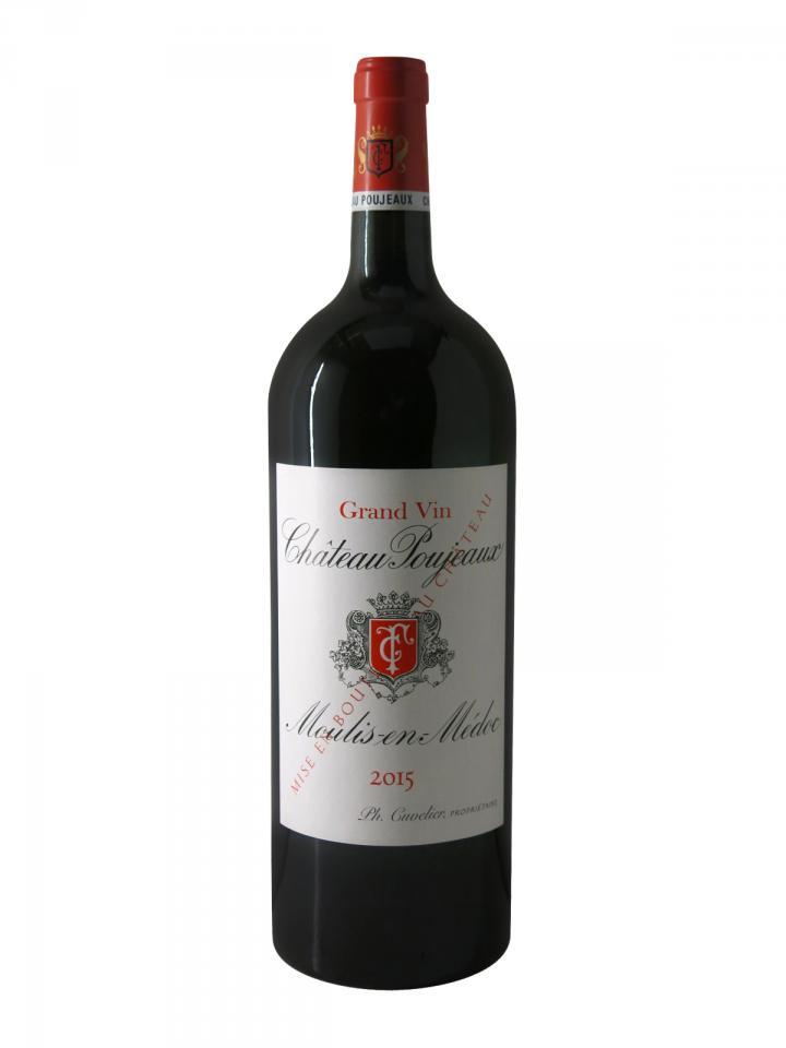 Château Poujeaux 2015 Magnum (150cl)